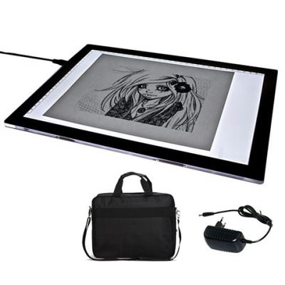 Foresight A3 LED Tracing Light Box Incl. Bag 1