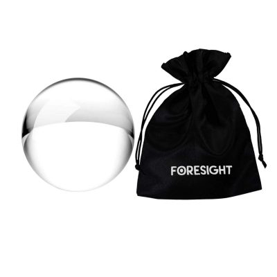 Crystal Glass Ball for Photography 80mm - Camera Lens Sphere (1)