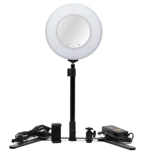 Foresight 25W LED Video Ring Light Kit – 9 inch (1)