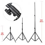 Foresight Photography Light Stand - Studio 3 Section Stand - 200cm (3)_compressed