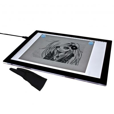 A3 LED Tracing Light Box - USB powered